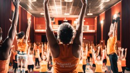 Yoga Life - by Dan BEAL - Le Grand Stage