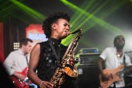 Yolanda Brown - Biguine Jazz Festival - Dan BEAL