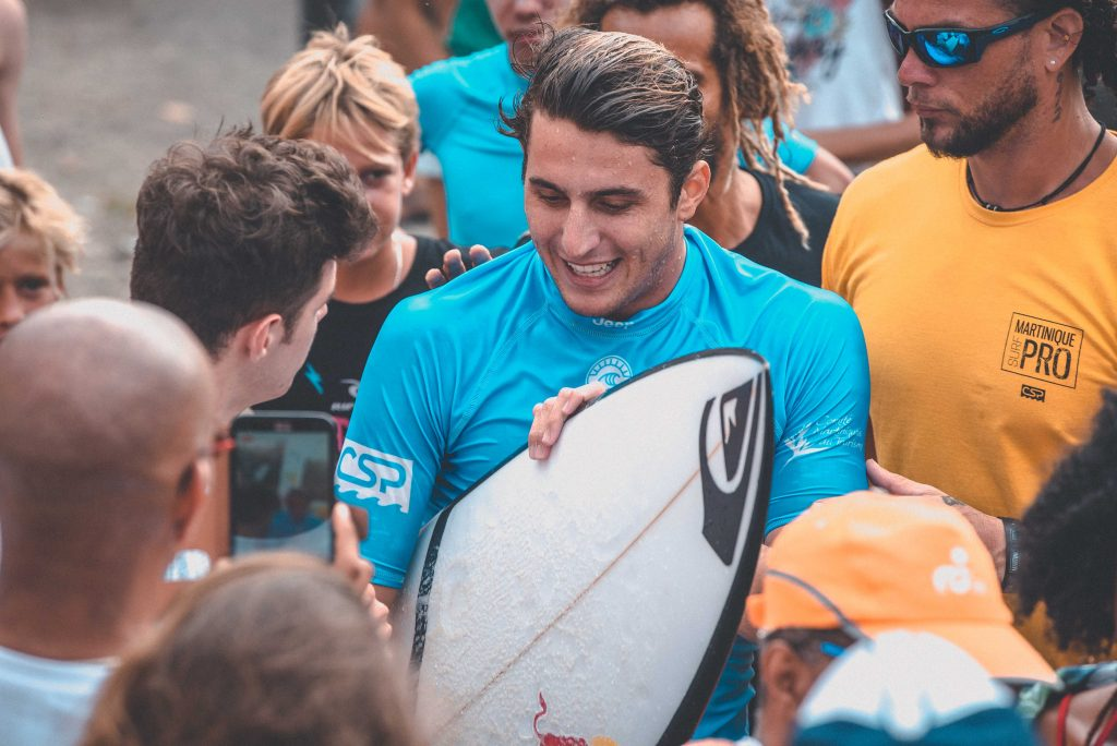 Martinique Surf Pro 2018 Winner