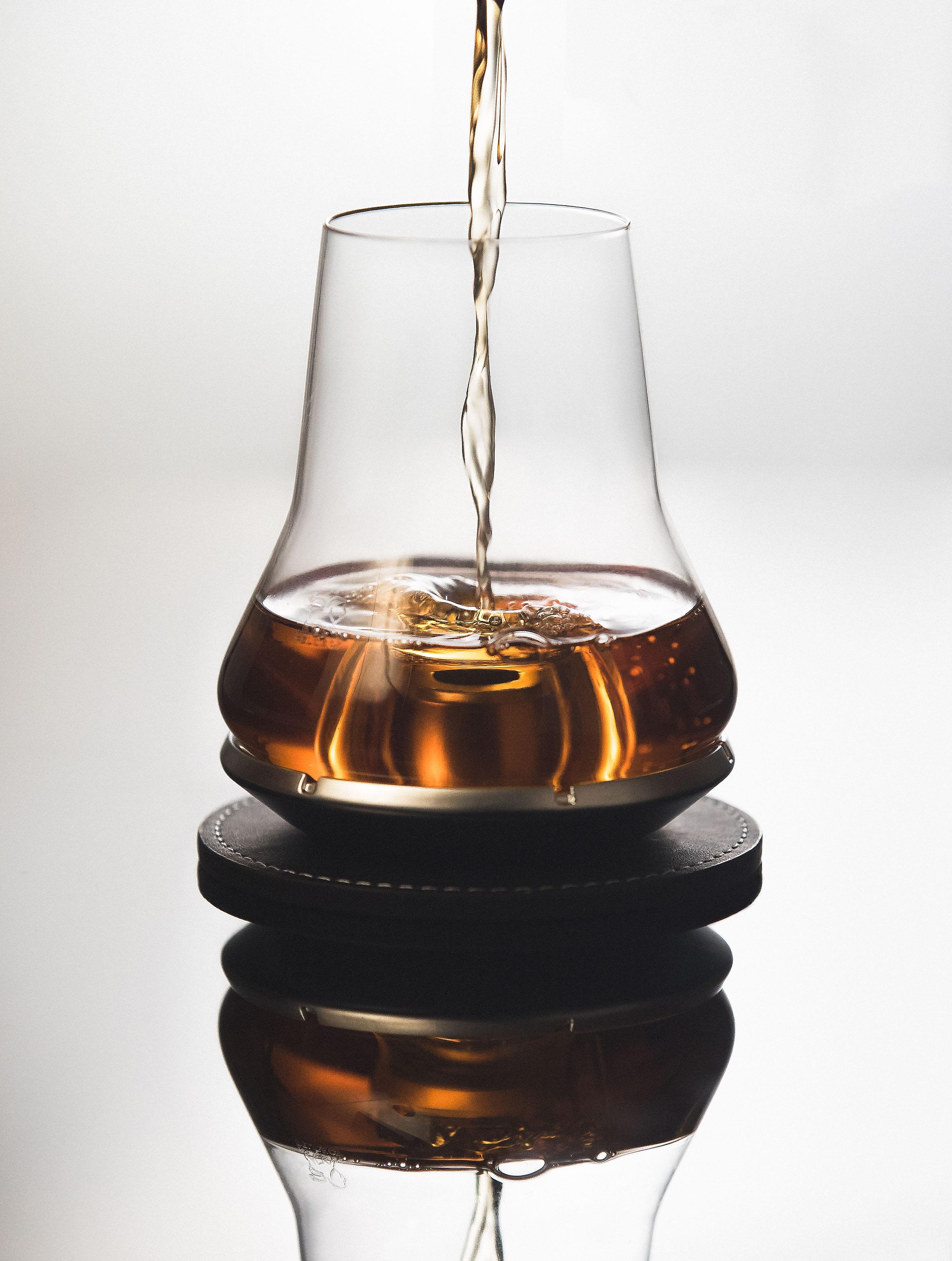 Verre Impitoyable Whisky Peugeot
