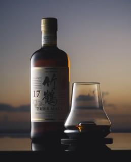 Nikka 17 - Dan Beal - Whisky Japonais - photographie bouteille