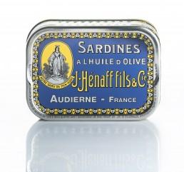 Sardines J Henaff by Dan Beal