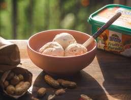 Cacahuètes grillées - Paradis Glace - Photo produit Martinique - Dan Beal