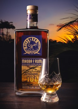 Mhoba rhum Strand 101 by Dan BEAL photographe martinique
