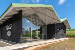 Nouvel espace embouteillage - Distillerie Clément - Jordan BEAL Martinique